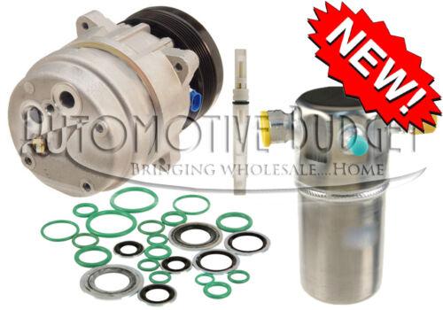 A//C Compressor Kit for Chevrolet S-10 GMC Sonoma Isuzu Hombre w//2.2L Engine