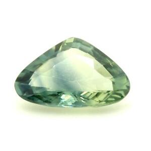 GREEN-SAPPHIRE-BLUE-0-58-cts-VVS-Non-heated-Madagascar-With-Certificate