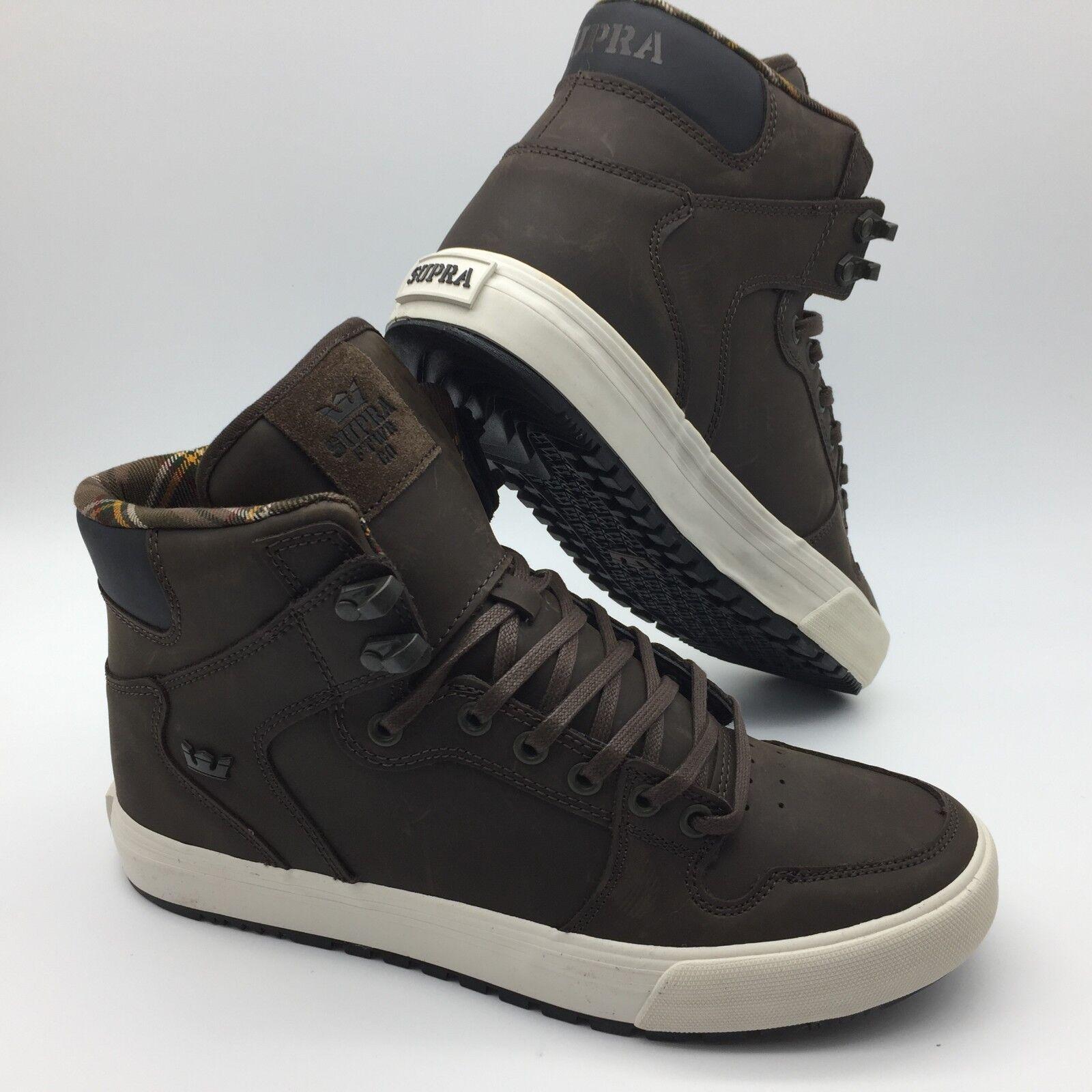 Supra Men's shoes  Vaider CW  Demitasse-Bone