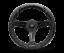 """Details about  /MOMO GOTHAM 350mm Steering Wheel Leather GOT35BK0B /""""US Dealer/"""""""