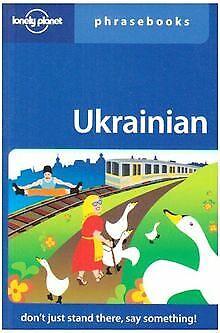 Lonely Planet Ukrainian Phrasebook von Lonely Planet | Buch | Zustand sehr gut