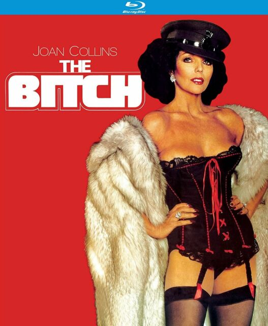 THE BITCH (Joan Collins) - BLU-RAY - Región A - Sellado