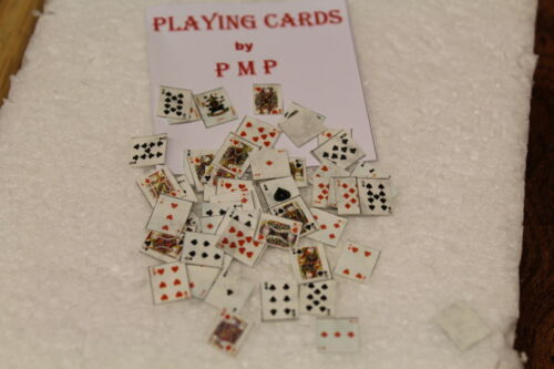 DOLLS HOUSE playing cards