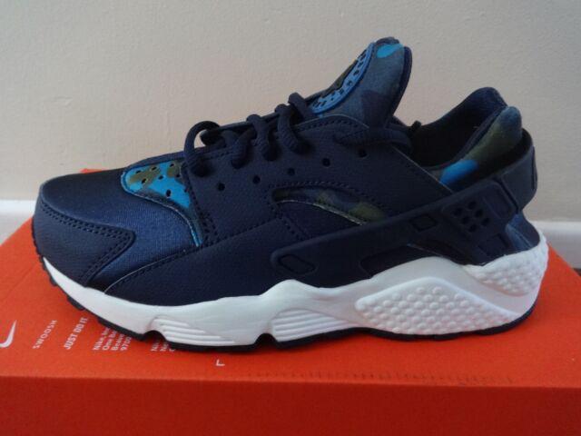 962eb263baf Nike Air Huarache Run Print womens trainers sneakers 725076 400 NEW+BOX