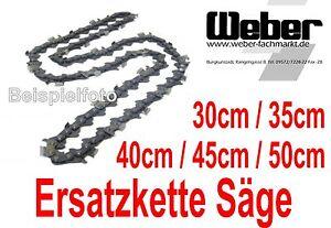 35cm Toolero Lopro HM Kette für Dolmar ES-160 Motorsäge Sägekette 3//8 1,3