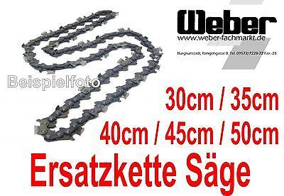 118 119 117 120 2 x Sägekette 45 cm 3//8 x 1,5 für Kettensäge Dolmar  116-Si