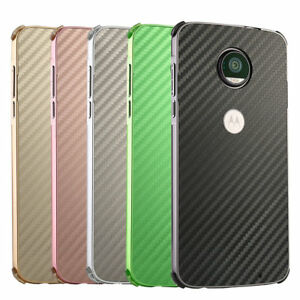 reputable site 17bcf 02526 Details about For Motorola Moto X4 Case, Shockproof Carbon Fiber Type Case  For Moto X4
