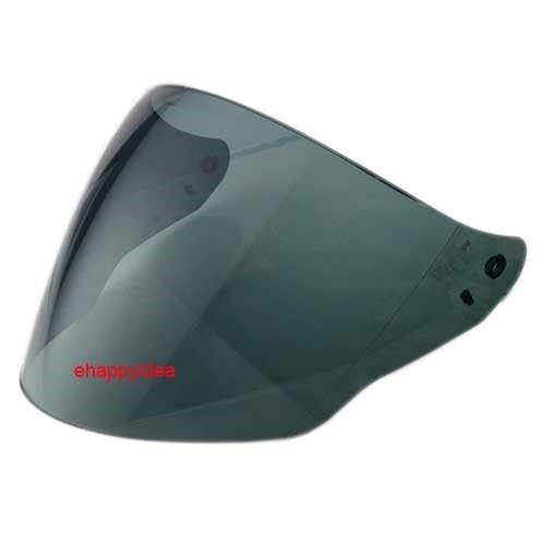 HJC Helmet Shield Visor HJ-17R Dark Smoke,For FG-JET ; Anti-Scratch