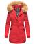 Marikoo-Karmaa-Damen-WinterJacke-Steppjacke-winter-Parka-Mantel-warm-gefuttert miniatuur 17