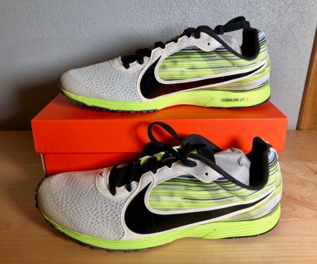size 40 f8bf7 54e3f NEW Nike Zoom Streak LT 2 - White Volt Black Running Cross Training Unisex  Sizes