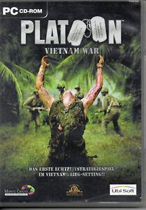 Platoon - Vietnam War PC-Spiel - Zwingenberg, Deutschland - Platoon - Vietnam War PC-Spiel - Zwingenberg, Deutschland