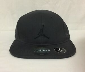a7650a9172e NWT YOUTH NIKE JORDAN JUMPMAN 23 SNAP BACK VELCRO EMBROIDERED CAP ...