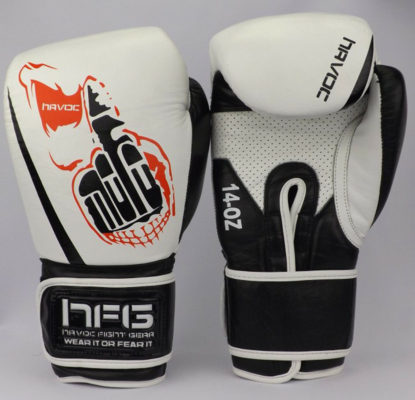 Havoc 4m Fighters Hand Wraps Bandages Boxing Mexican Gloves Muay Thai MMA Cotton