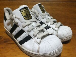 Superstar Casual 35 Zu Details Leather Trainers White Originals Uk Eu Shoes Size 3 Adidas OXulwZPkiT
