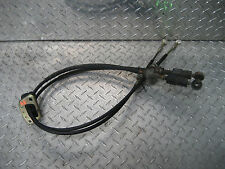 00 HYUNDAI TIBURON INSTRUMENT SHIFTER CABLE