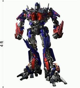 Optimus Prime Foot
