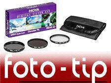 HOYA Digital Filter Kit UV CPL NDx8 27mm