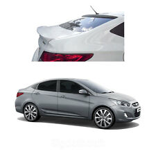 New Rear Trunk Wing Spoiler Painted for Hyundai ACCENT 4door 2012-2013