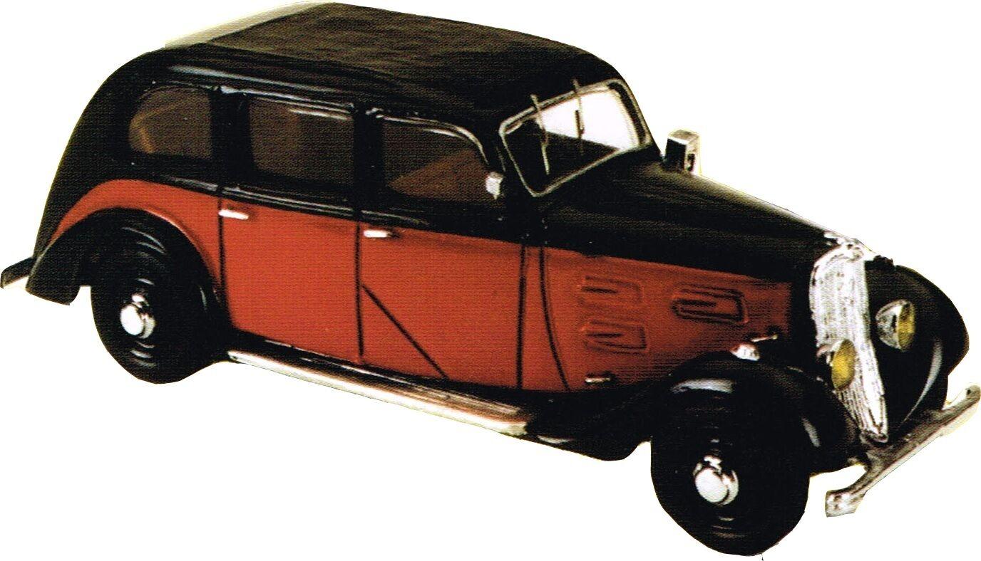 Kit pour miniature auto CCC   Peugeot 401 DL taxi référence 24