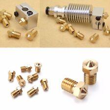 Geekcreit Nozzle Set Düsen Satz für 1.75mm 3D Drucker 4Stück