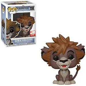 Funko Pop! Sora (forma leone) #556 Figura in vinile Disney Kingdom Hearts