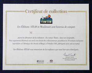 OFFICIAL-034-CERTIFICAT-DE-COLLECTION-034-LES-VOITURES-DE-TINTIN