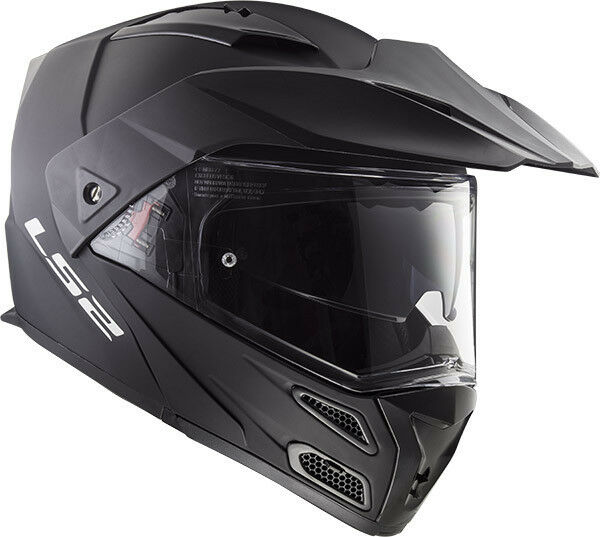 Caschi Moto FF324 Metro Evo Rapid Matt Nero Giallo P//J LS2