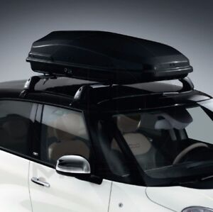 02 18 Chrysler Dodge Jeep New Lockable Roof Cargo Carrier