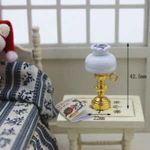 1-12-Miniature-table-lamp-dollhouse-diy-doll-house-decor-accessories-u