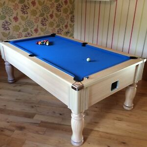 SUPERPOOL NEW TRADITIONAL MONARCH Freeplay Pool Tables EBay - Monarch pool table