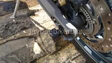 BMW G650  X MOTO CRASH MUSHROOMS REAR AXLE SLIDERS BUNGS BOBBINS PROTECTOR S10P