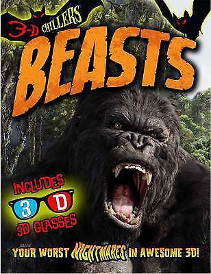 1 of 1 - Beasts (3D Chillers!),Deborah Kespert,New Book mon0000065247