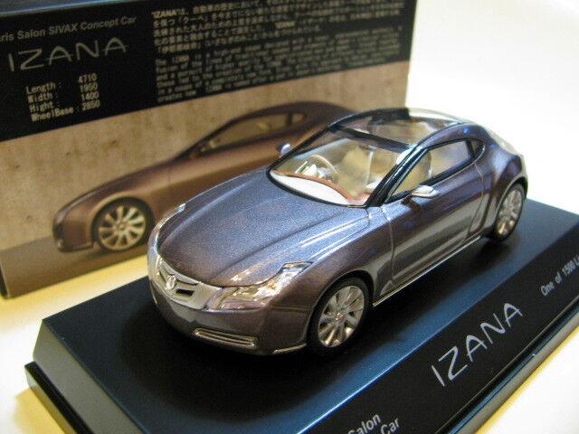 ahorra hasta un 70% 1 1 1 43 Norev Izana sivax Concept Coche Salón de París (2006) Diecast  elige tu favorito