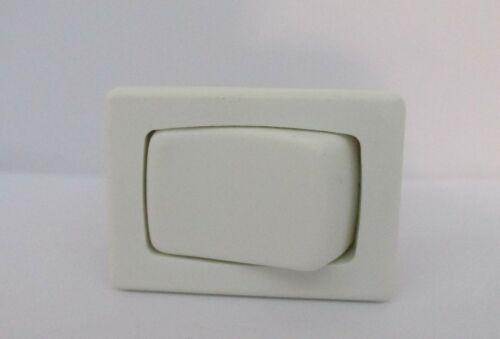 Marquard Wippschalter MAR 1801.1101 SP-ST 10 4 A weiß einpolig
