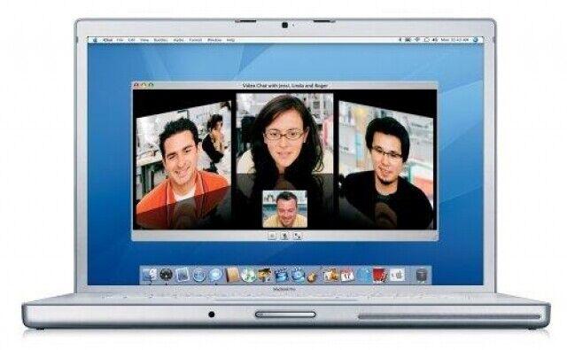"""Apple MacBook Pro [15,4"""", Intel Core 2 Duo T 2,2GHz, 2GB RAM, 120GB HDD, NVIDI G"""