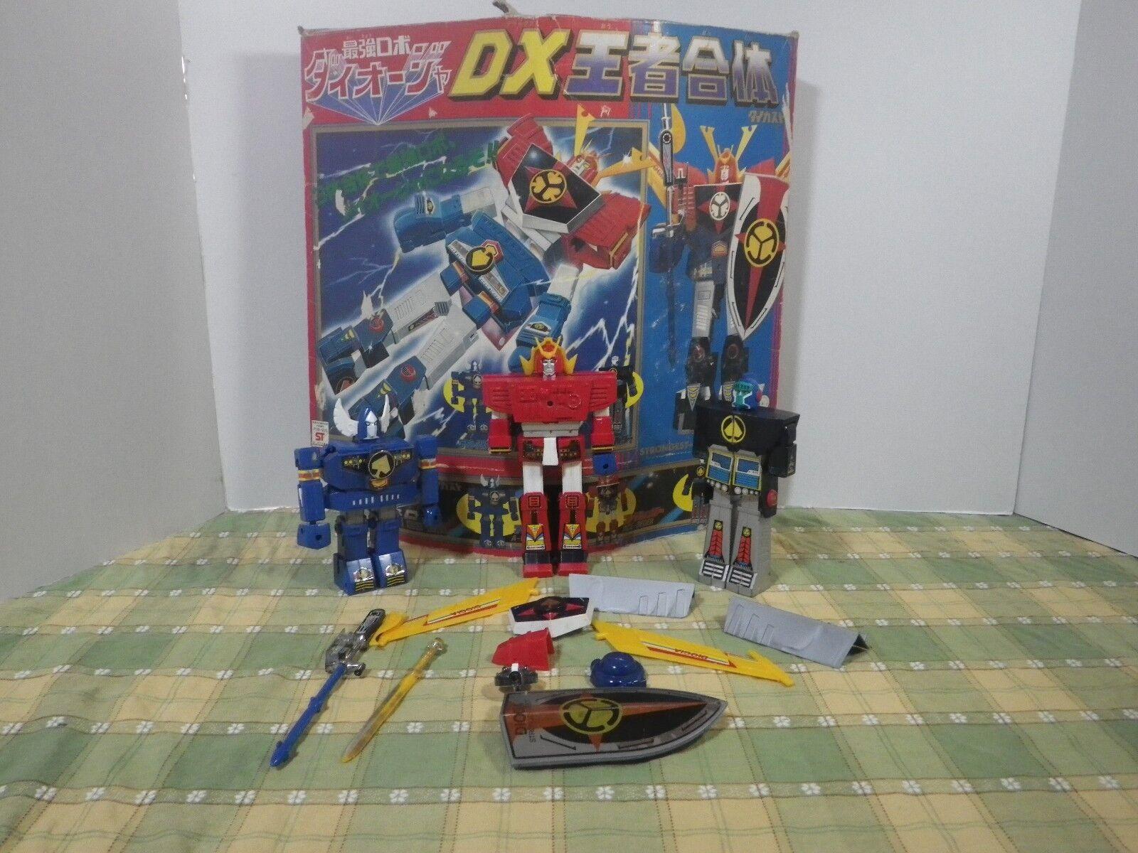 Used Clover Chogokin DX Ultimate Robot Daiohja Saikyo Robo Daiohja From Japan