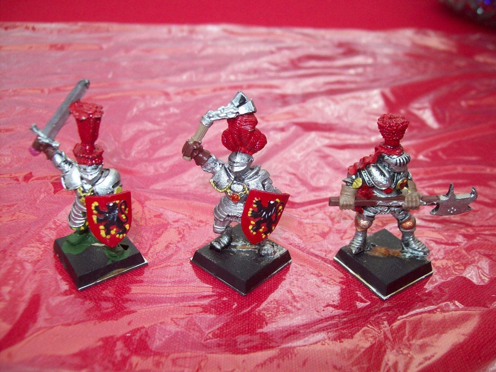 Warhammer Empire Reiksguard Foot Knights
