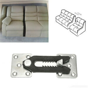 Image Is Loading Sofa Sectional Furniture Couch Connector Plastic Bracket Snap