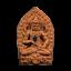 Phra Khun Paen Kanchong 3 Takrut LP Surasak Thai Amulet Charm Attract Love  Luck