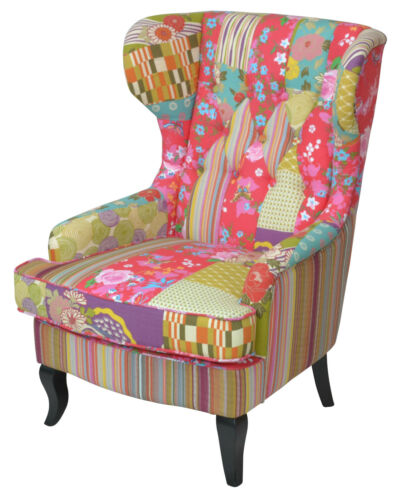 Chesterfield Sessel Patchwork Del Arte : Sessel zum lesen und relaxen kollektion erkunden bei