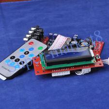 Hifi diy parts 6Way M62446 5.1 Volume Remote Control Preamplifier Kit