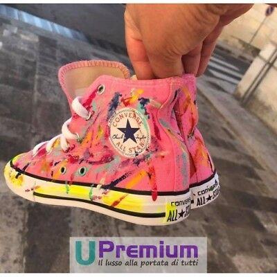Converse All Star Teschio Multicolor U Premium