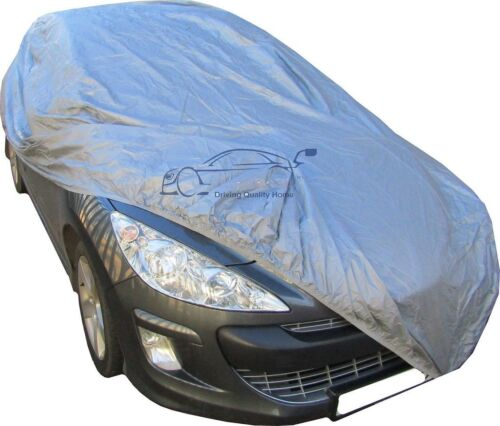 Peugeot 307 SW 01-06 Waterproof Elasticated UV Car Cover & Frost Protector