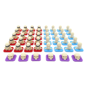 Upgrade Kit for Marvel United - 46 Pieces