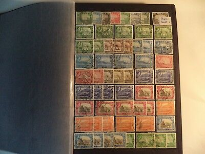 ADEN  STAMP COLLECTION IN FAIR TO VERY NICE CONDITION, SOME DUPLICATION