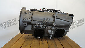 Details about T2180B MACK 18 SPEED TRANSMISSION MAXITORQUE ES EASY SHIFT 6  BOLT PUMP