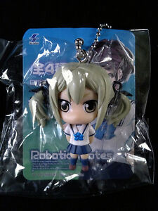 Robotics Notes Figure Key Chain Strap Sk Japan Frau Koujiro Kona