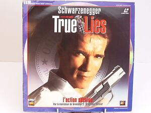 LASERDISC-TRUE-LIES-SCHWARZENEGGER-DOUBLE-LASERDISC
