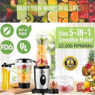 Blender Food Processors Smoothie Maker Mixer Fruit Juicer Coffee Grinder 1.5L UK | eBay