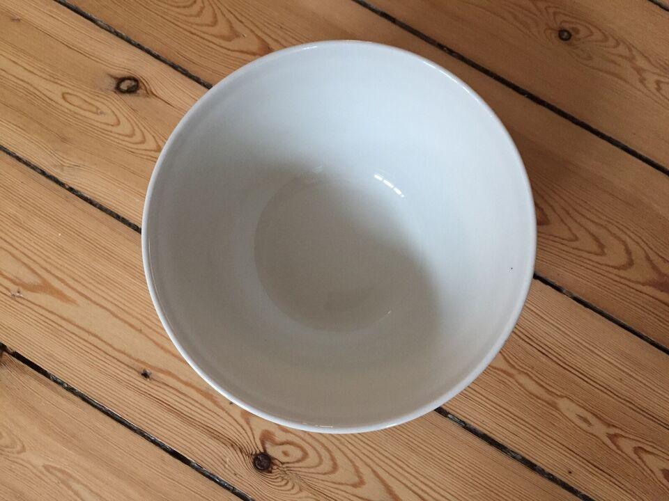 Porcelæn, Skål, Rörstrand